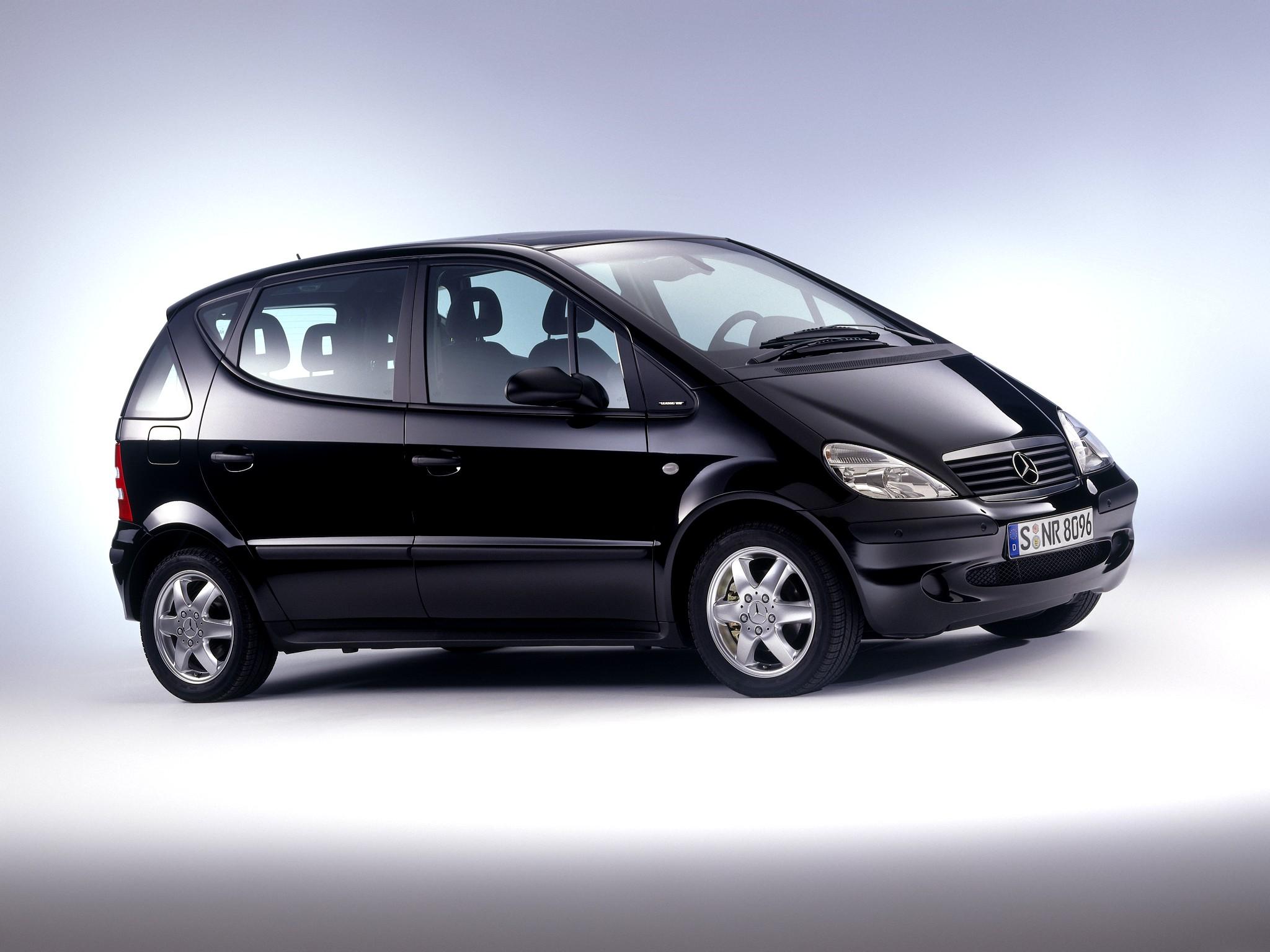 Cheap Car Finder >> MERCEDES BENZ A-Klasse Lang (W168) - 2001, 2002, 2003