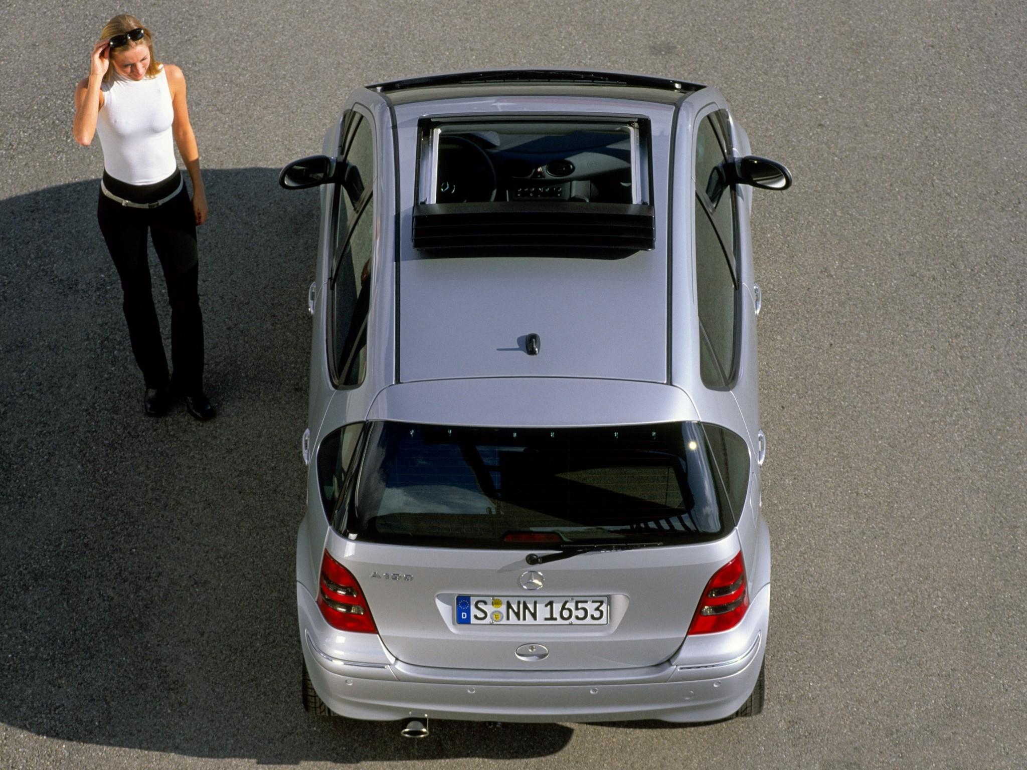 Mercedes Diesel Engines >> MERCEDES BENZ A-Klasse Lang (W168) specs & photos - 2001, 2002, 2003, 2004 - autoevolution