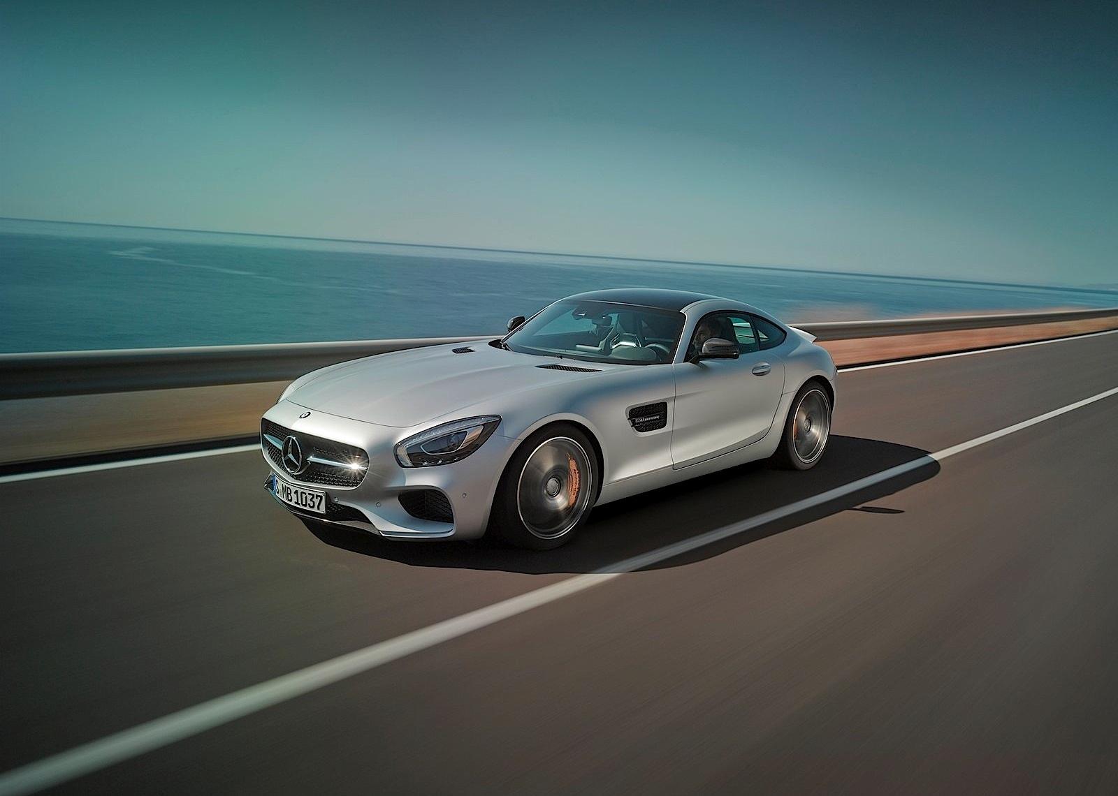 Mercedes-AMG GT (C190) specs & photos - 2015, 2016, 2017 ...