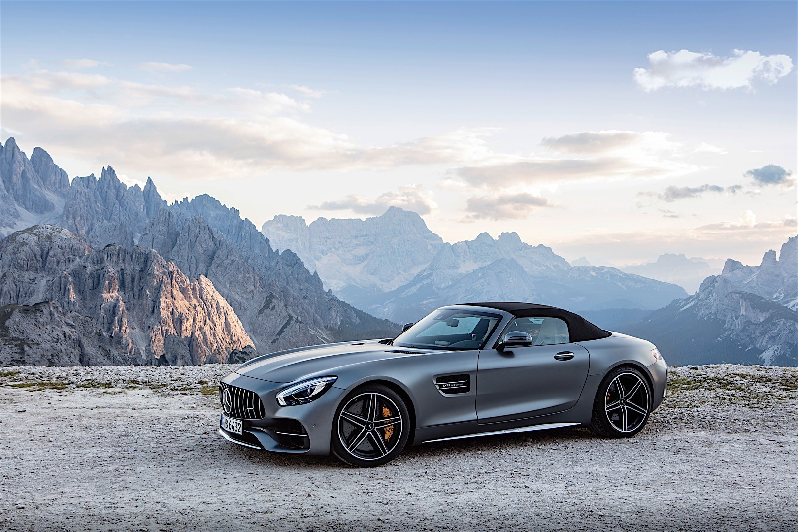 mercedes amg gt c roadster r190 specs photos 2016. Black Bedroom Furniture Sets. Home Design Ideas