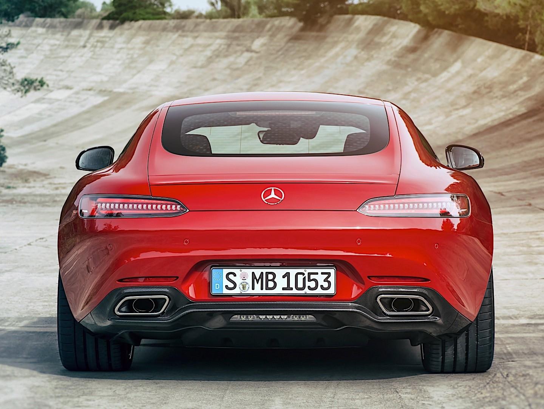 Mercedes-AMG GT S (C190) specs & photos - 2015, 2016, 2017 ...