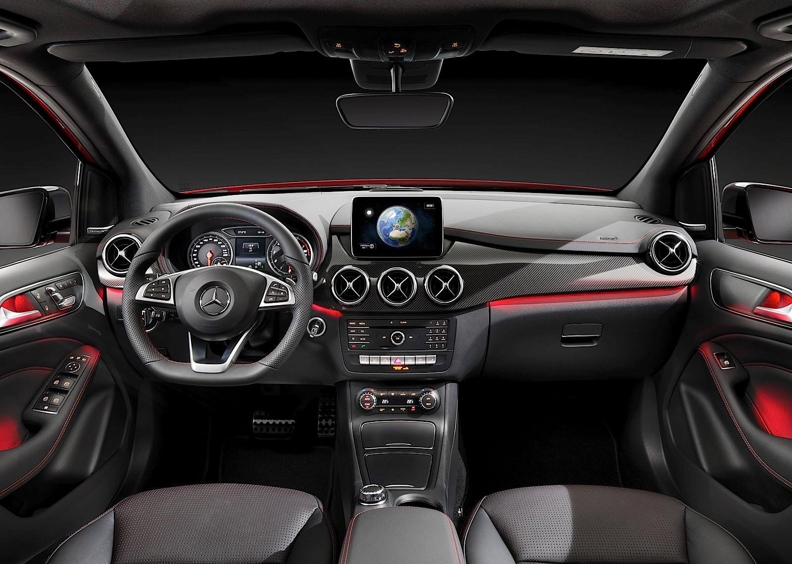 Mercedes Benz Rims >> MERCEDES BENZ B Class (W246) specs & photos - 2014, 2015, 2016, 2017, 2018 - autoevolution