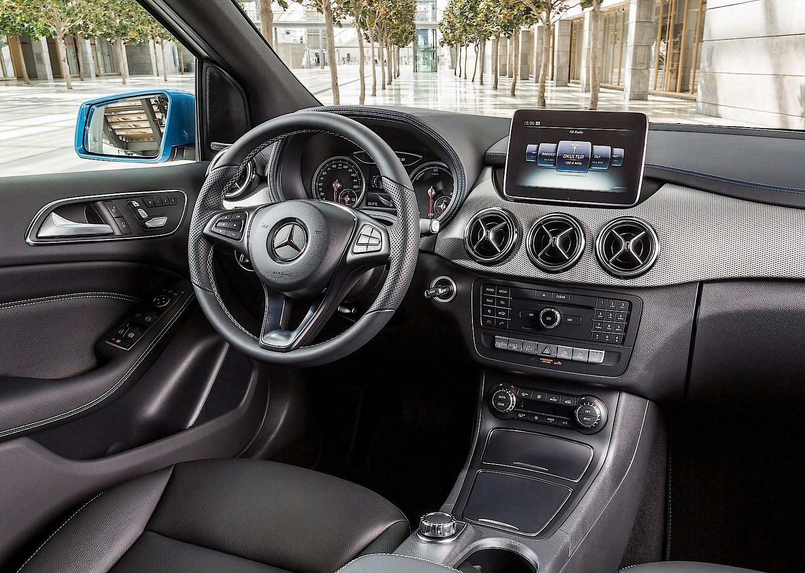 Mercedes Benz B Class W246 Specs Photos 2014 2015 2016 2017