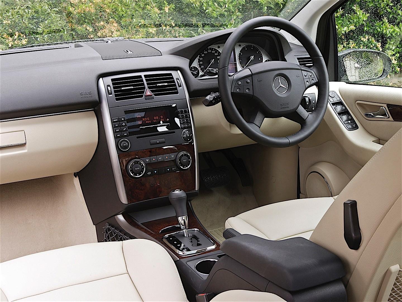 mercedes benz b klasse  w245  specs   photos 2005  2006 mercedes benz a interior 2018