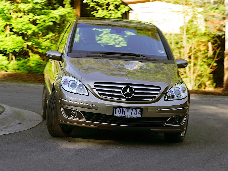Mercedes B Specs
