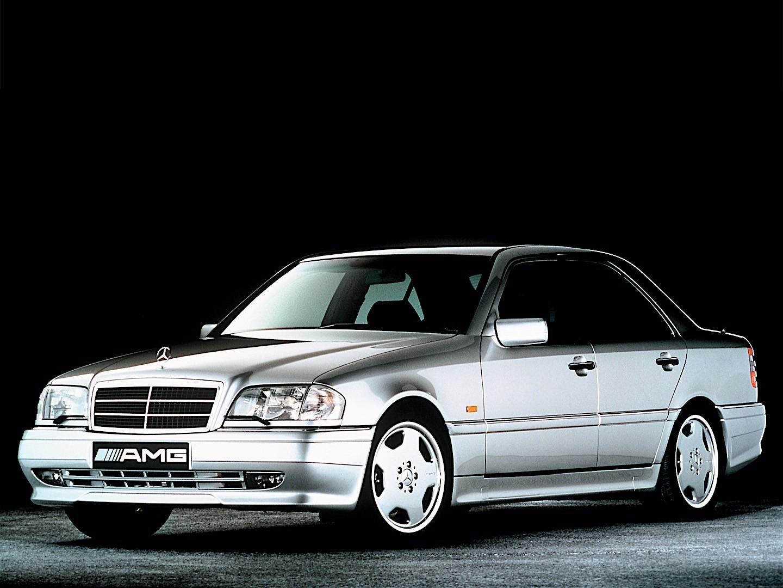 Mercedes Benz C Amg W