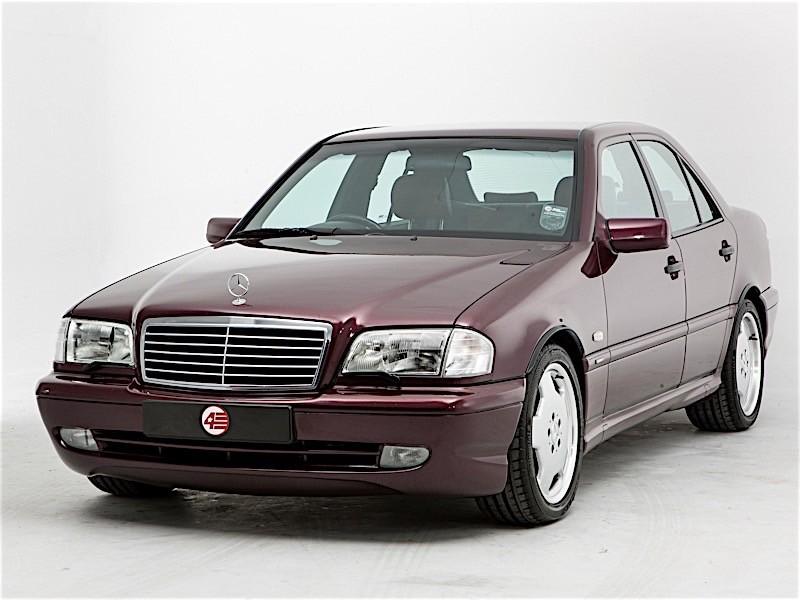 Mercedes C 43 Amg : mercedes benz c 43 amg w202 specs 1997 1998 1999 2000 autoevolution ~ Medecine-chirurgie-esthetiques.com Avis de Voitures