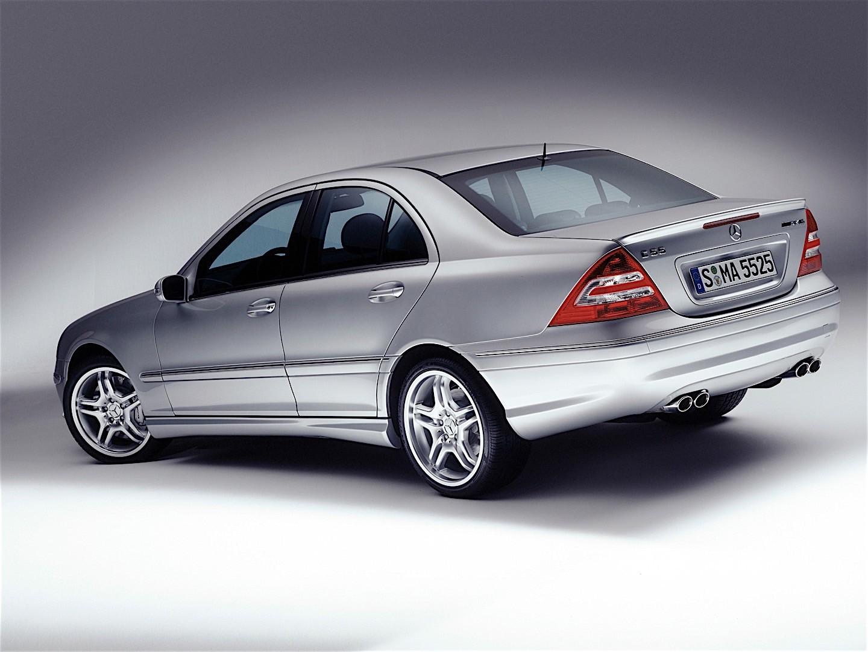 Mercedes Benz C Specs
