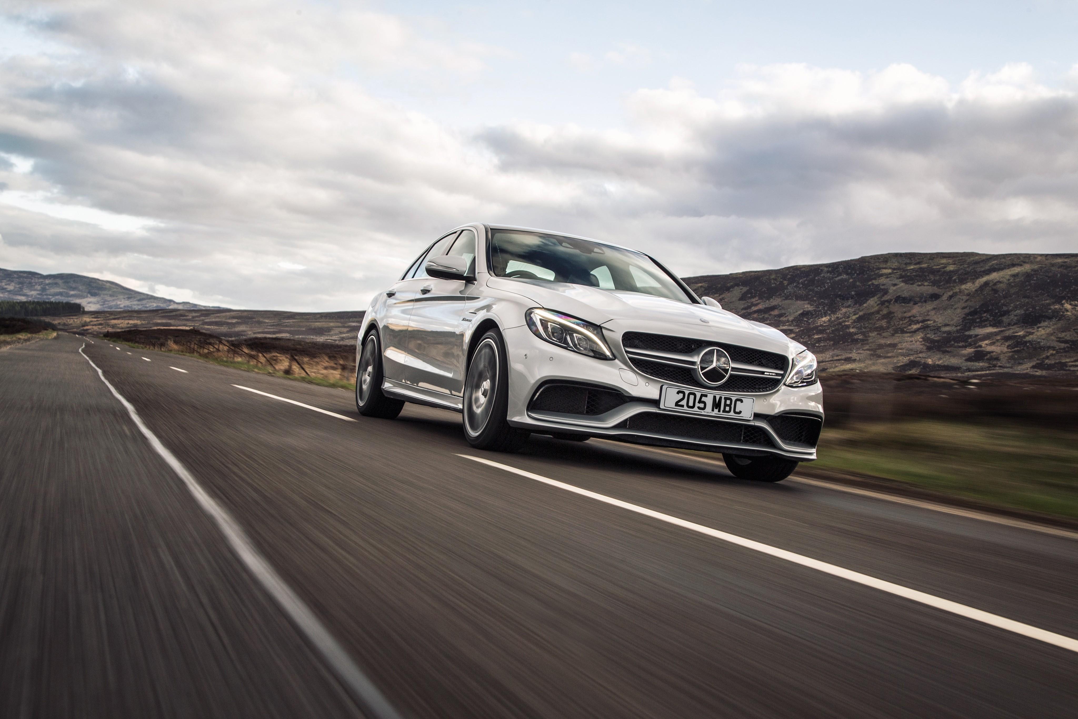 Mercedes-AMG C 63 (W205) specs & photos - 2015, 2016, 2017 ...