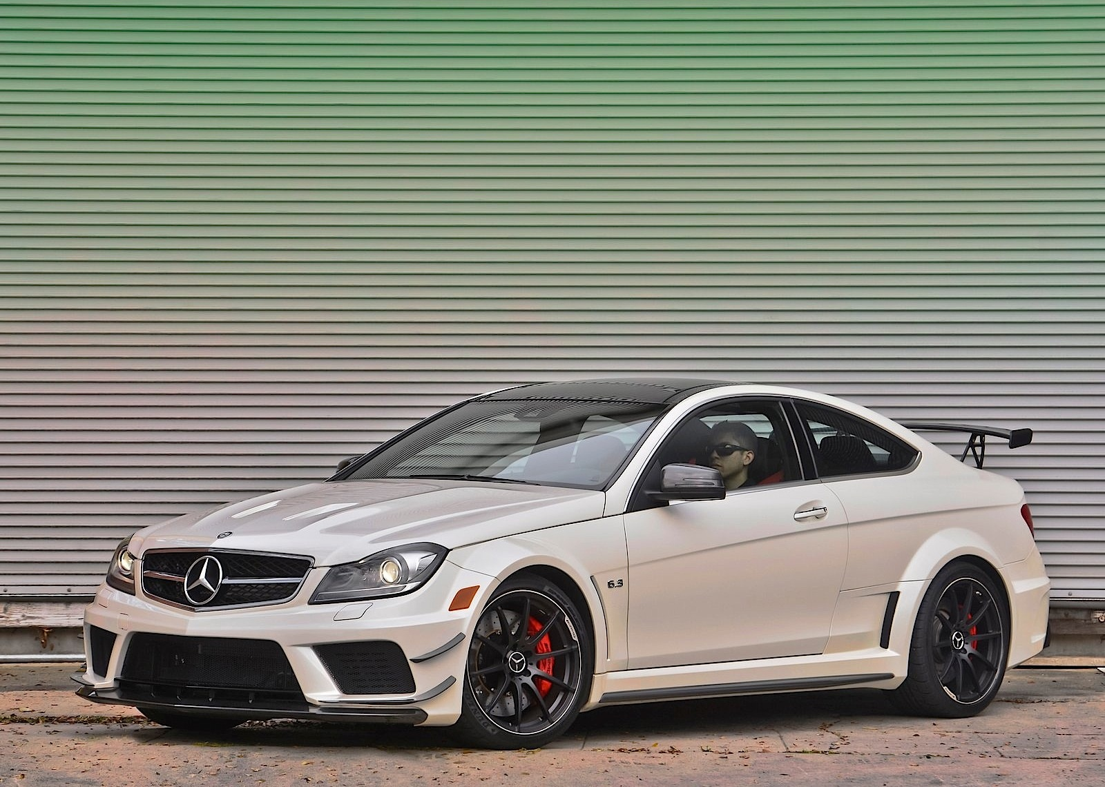 Mercedes c63 amg black series coupe price for Mercedes benz c63 amg sedan