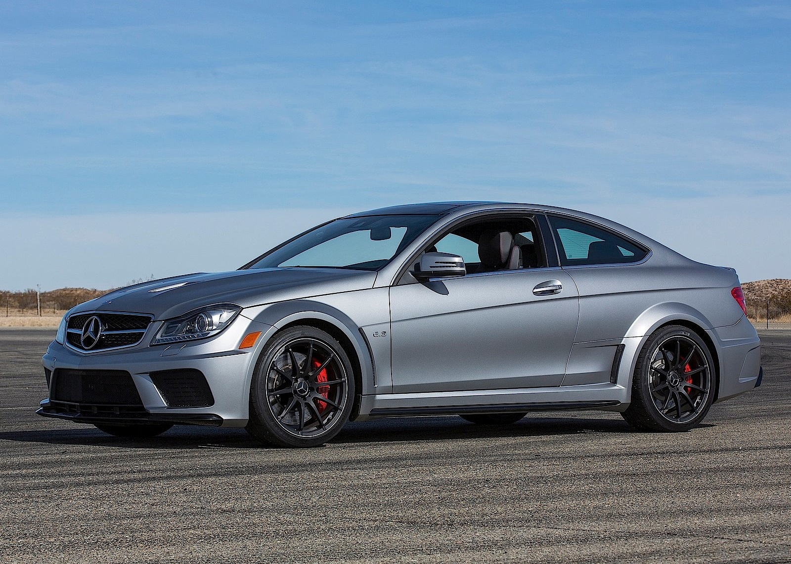 Mercedes benz c 63 amg coupe black series 2011 2012 for A series mercedes benz