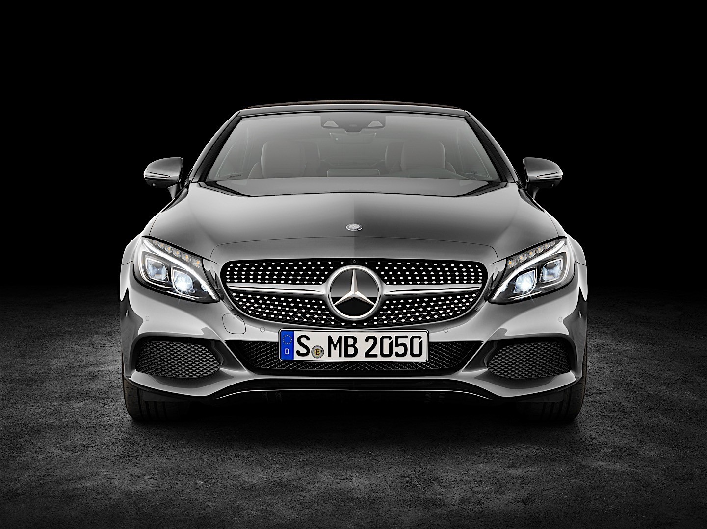 Mercedes S Class Coupe 2017