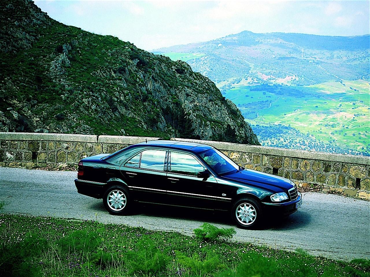Mercedes Benz C Klasse W202 Specs 1997 1998 1999