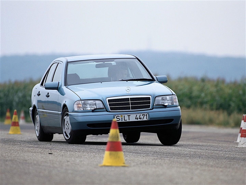 Mercedes benz c klasse w202 specs 1997 1998 1999 for Common problems with mercedes benz c class