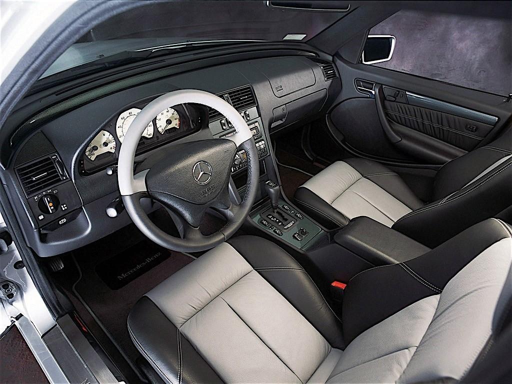 Mercedes Benz C Klasse W202 1993 1994 1995 1996