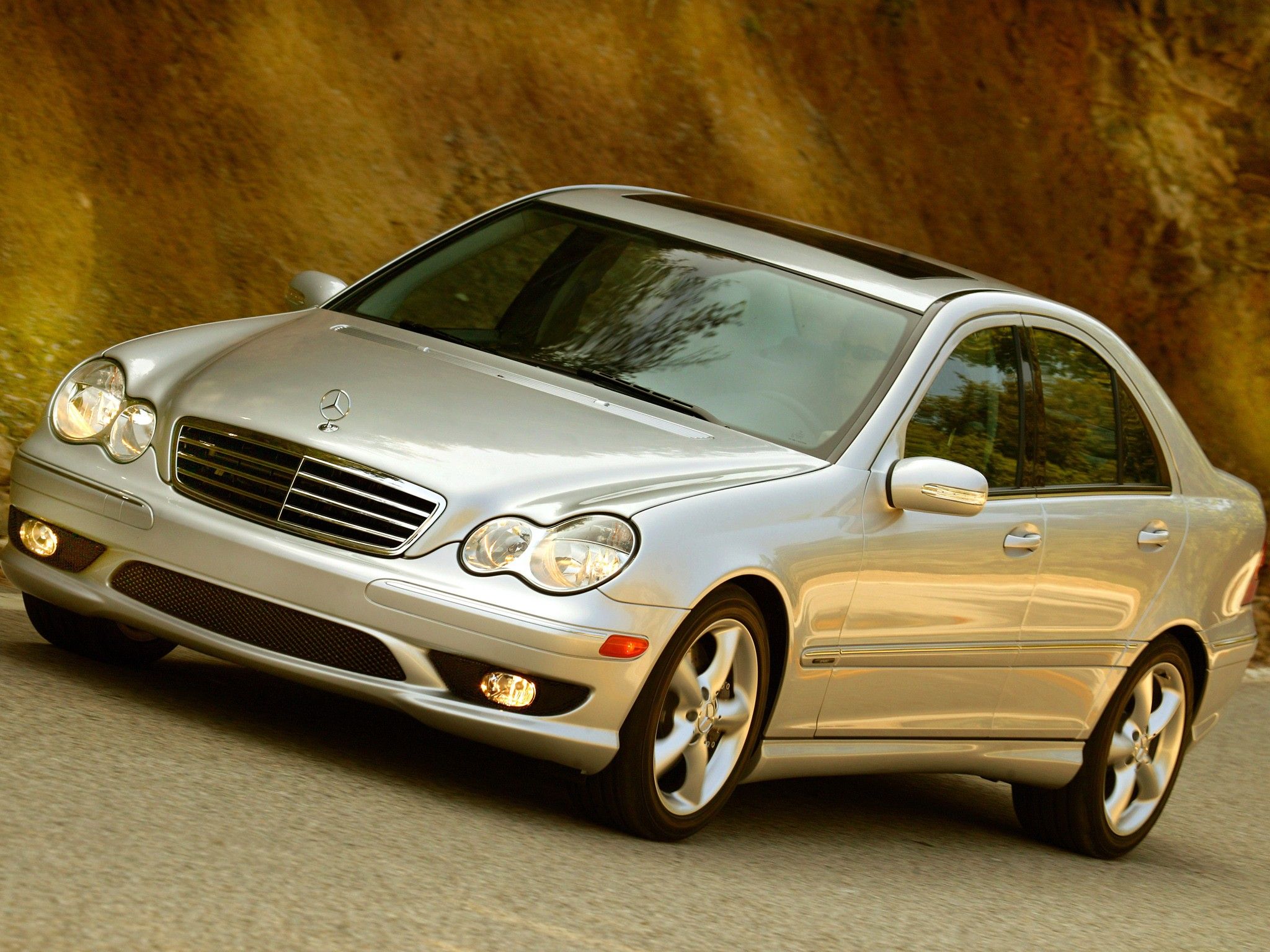 100 mercedes benz 2006 c class w203 service manual for Mercedes benz c class w203