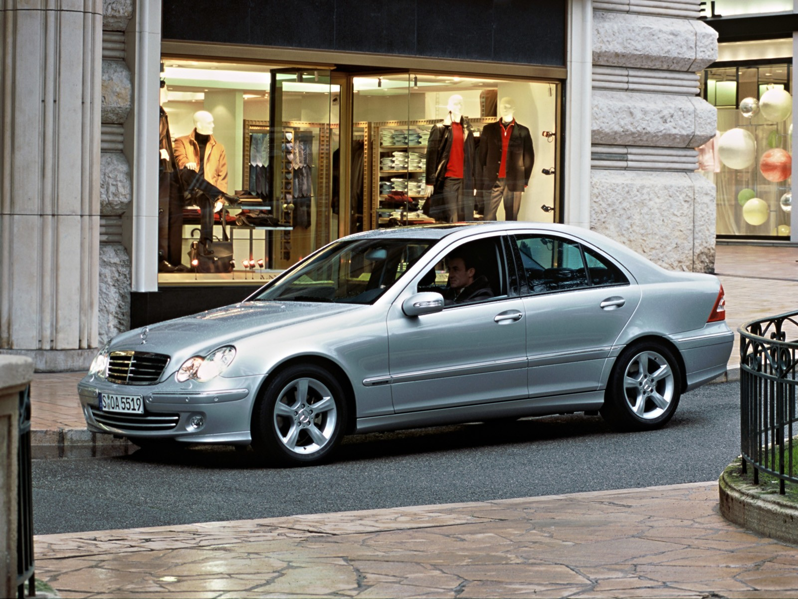 Mercedes C Klasse W203 Probleme