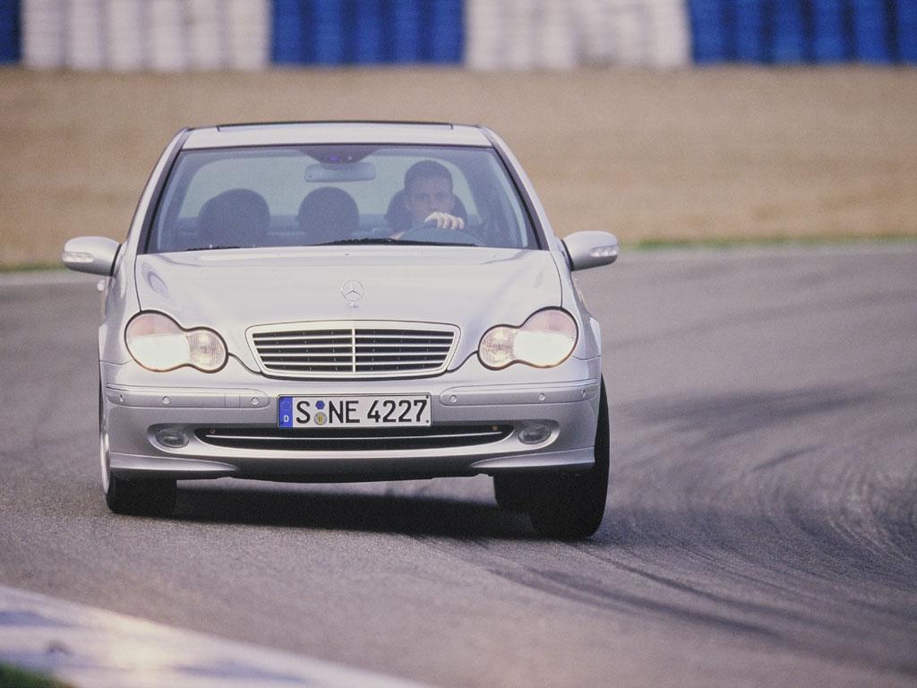MERCEDES BENZ C-Klasse (W203) specs & photos - 2000, 2001, 2002