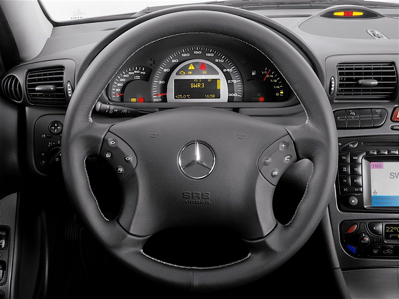 Mercedes Benz C Klasse Amg W203 Specs Amp Photos 2000