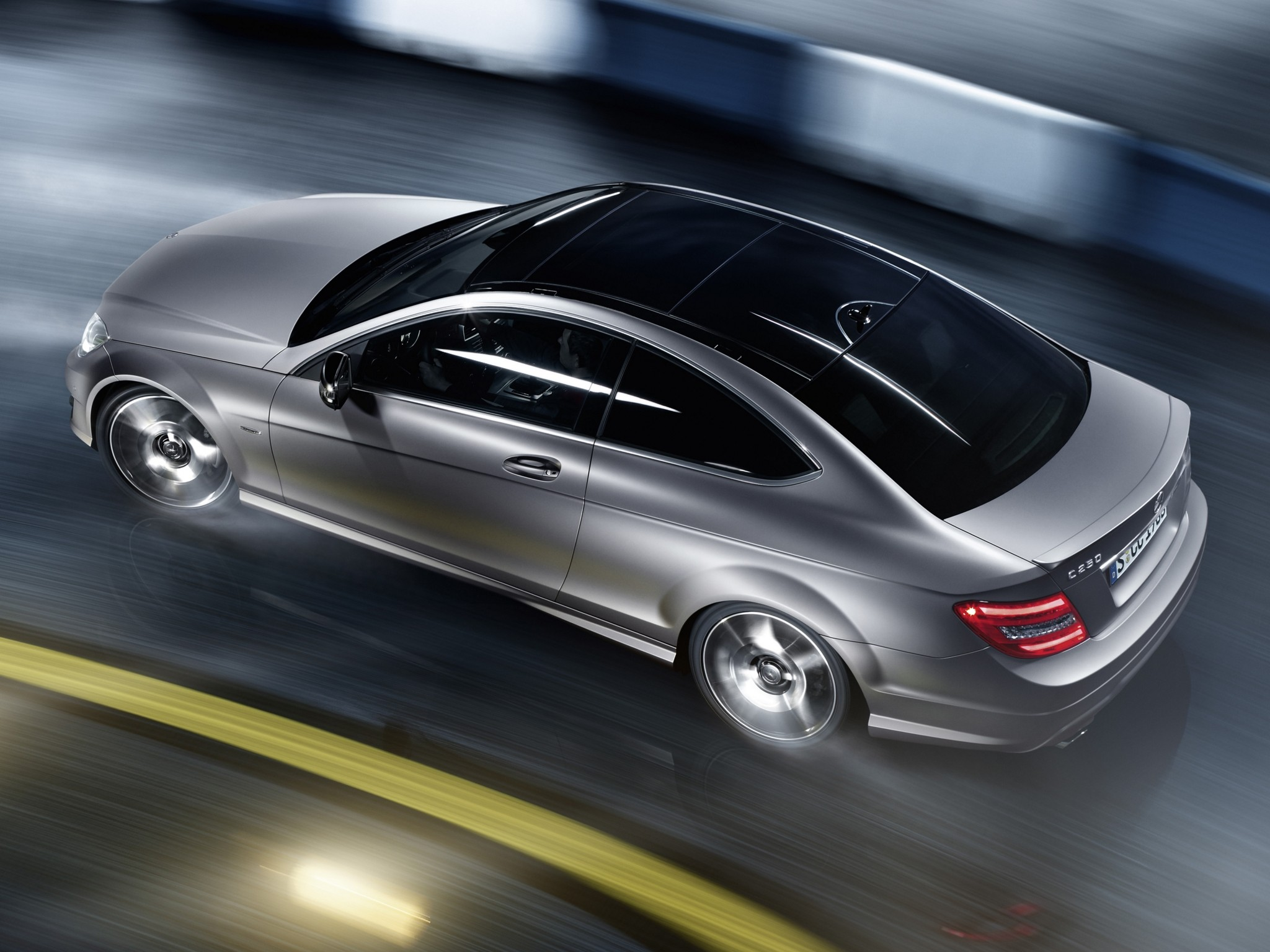 mercedes benz c klasse coupe c204 specs 2011 2012 2013 autoevolution. Black Bedroom Furniture Sets. Home Design Ideas