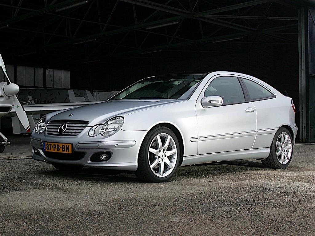 Mercedes C Specs