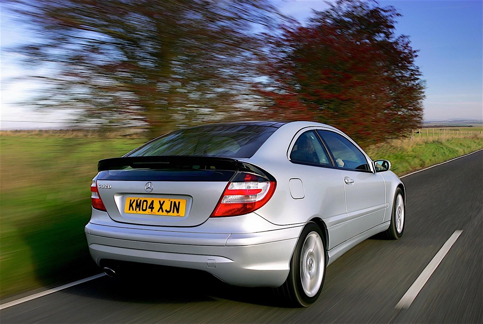 Mercedes benz c klasse sportcoupe w203 specs photos 2004 2005 2006 2007 autoevolution - Mercedes benz c class sport coupe ...