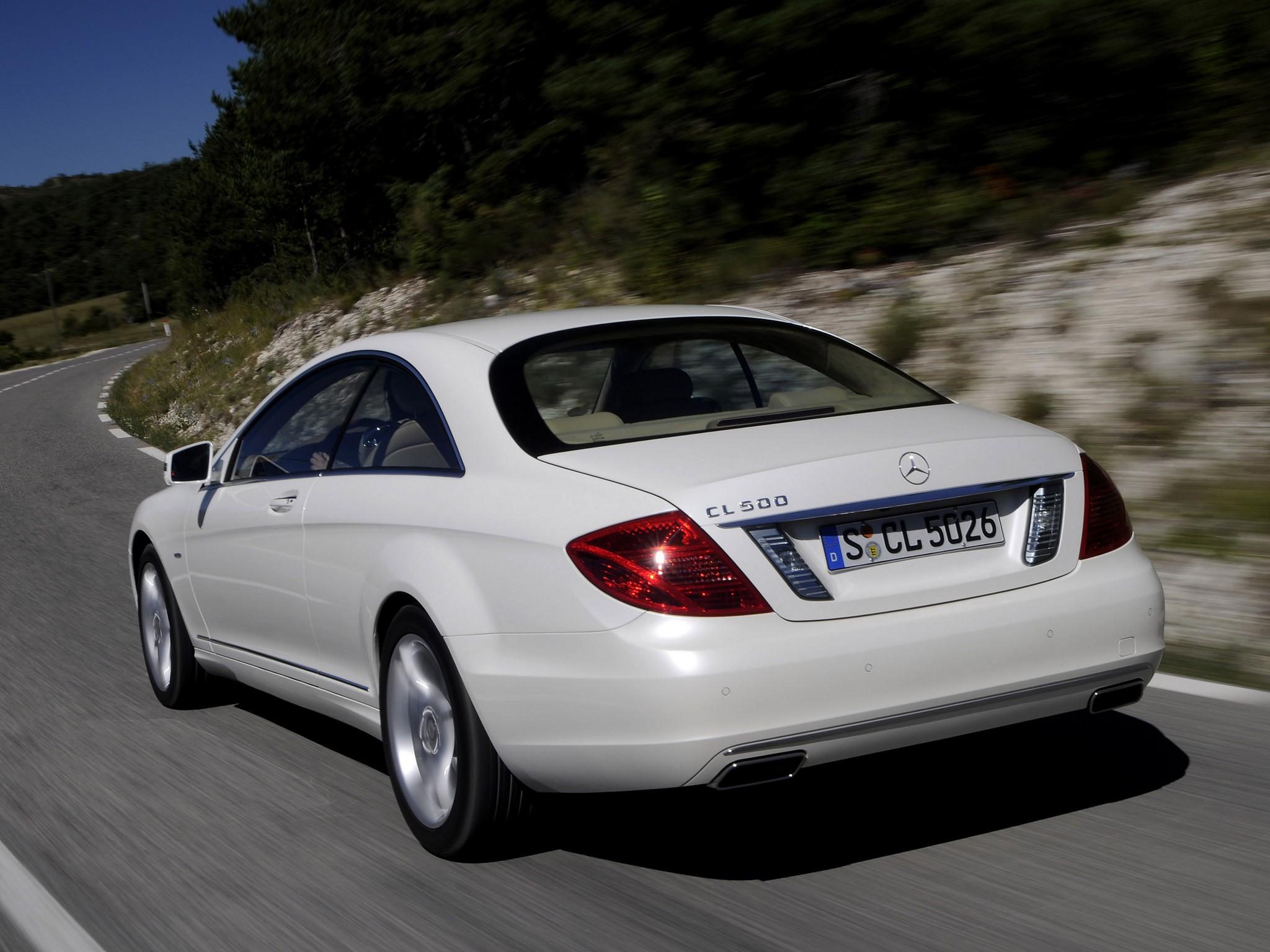 Mercedes benz cl c216 2010 2011 2012 2013 for Cl mercedes benz