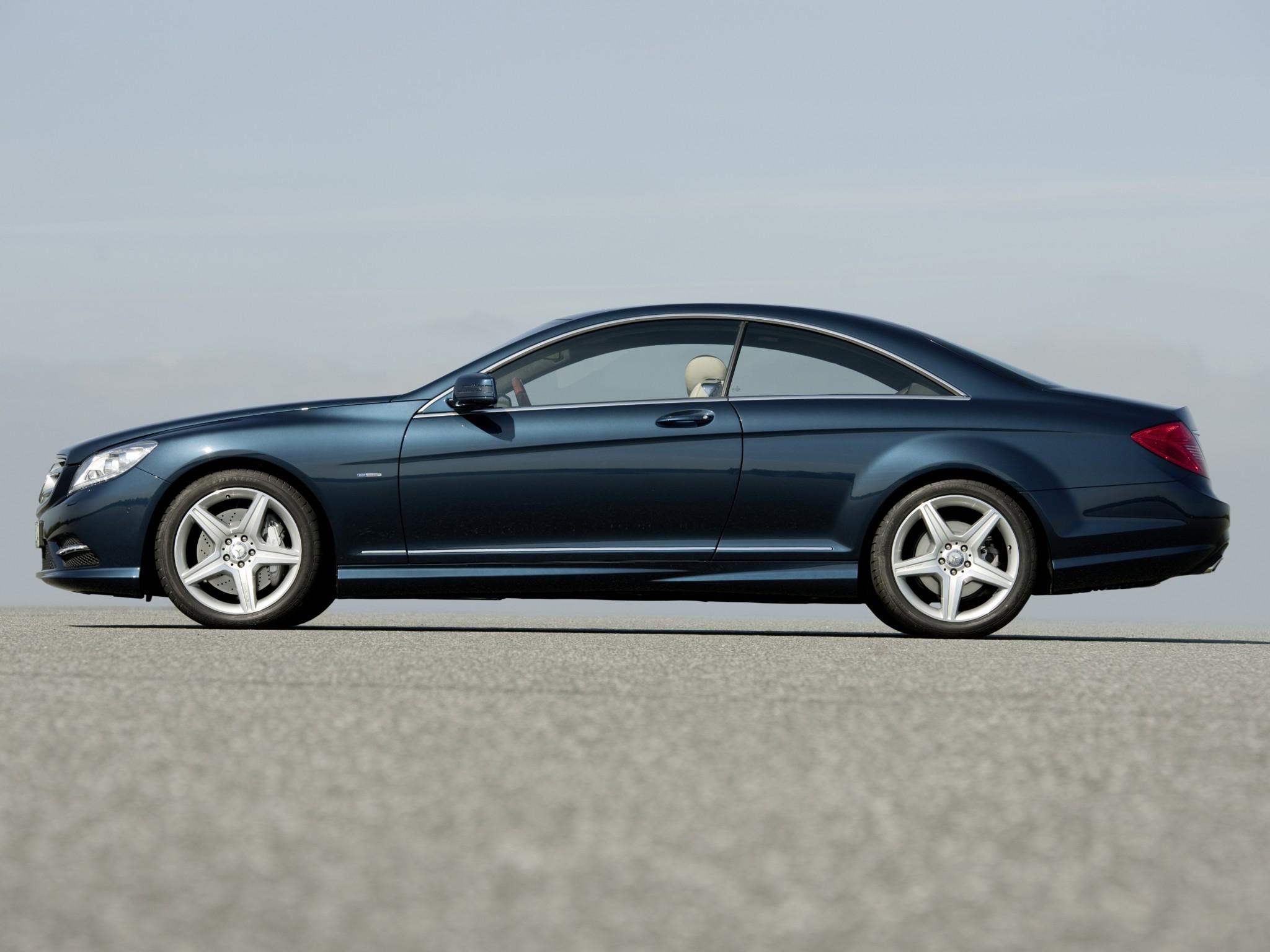 Mercedes benz cl c216 specs 2010 2011 2012 2013 for Cl mercedes benz