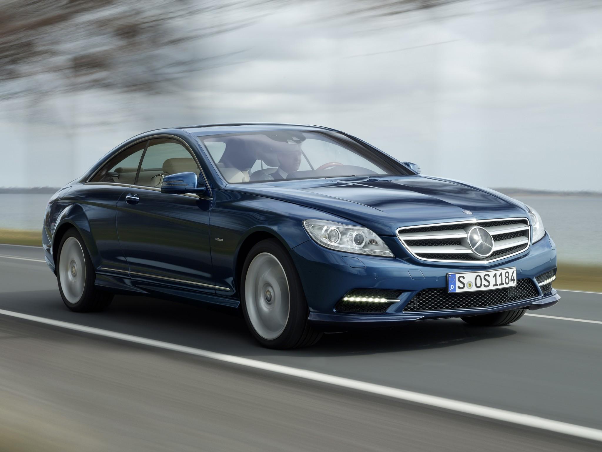 Mercedes benz cl c216 specs 2010 2011 2012 2013 for 57 mercedes benz