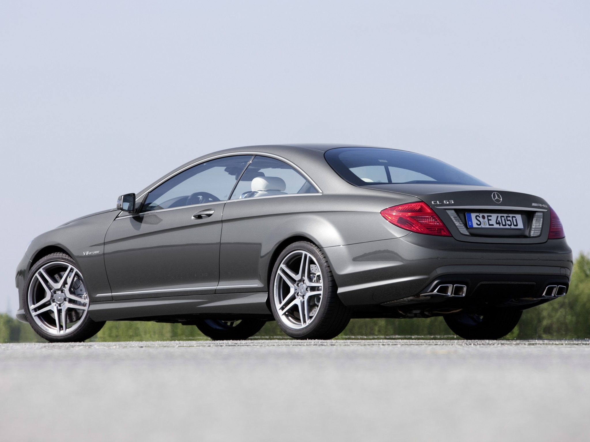 mercedes benz cl 63 amg c216 2012 2013 autoevolution