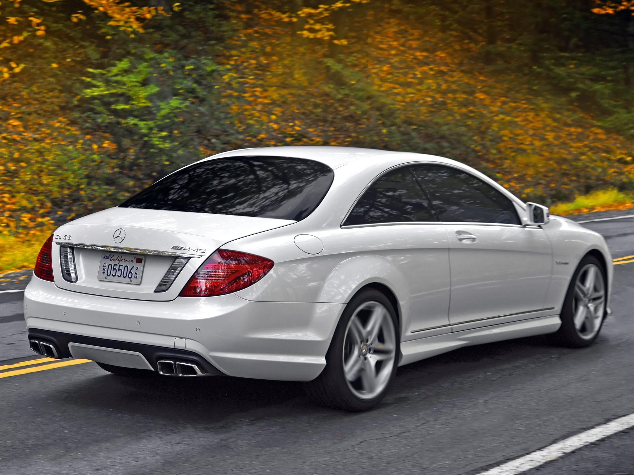 Mercedes benz cl 63 amg c216 2012 2013 autoevolution for Mercedes benz 63