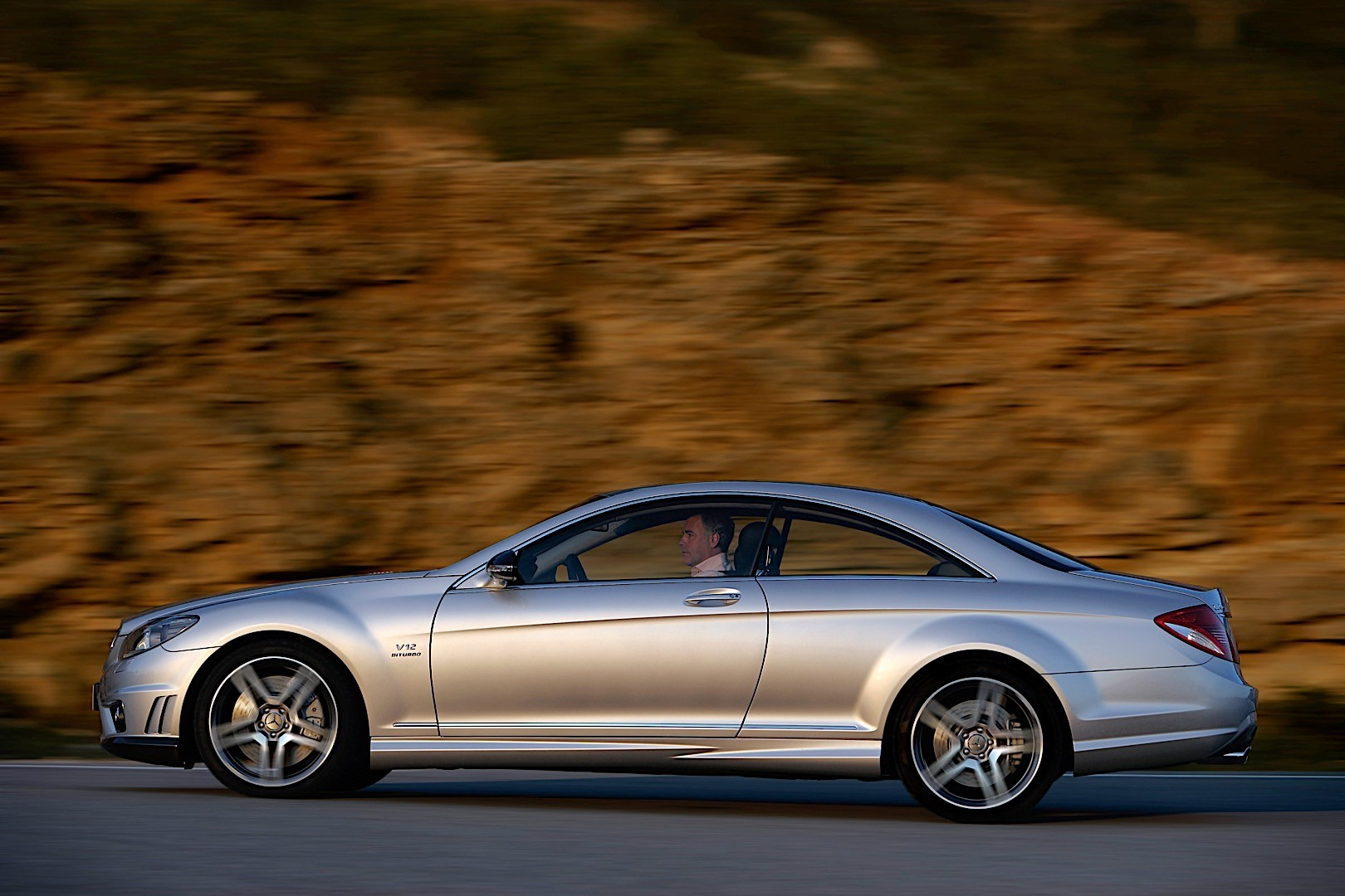 Mercedes Benz Cl Amg C