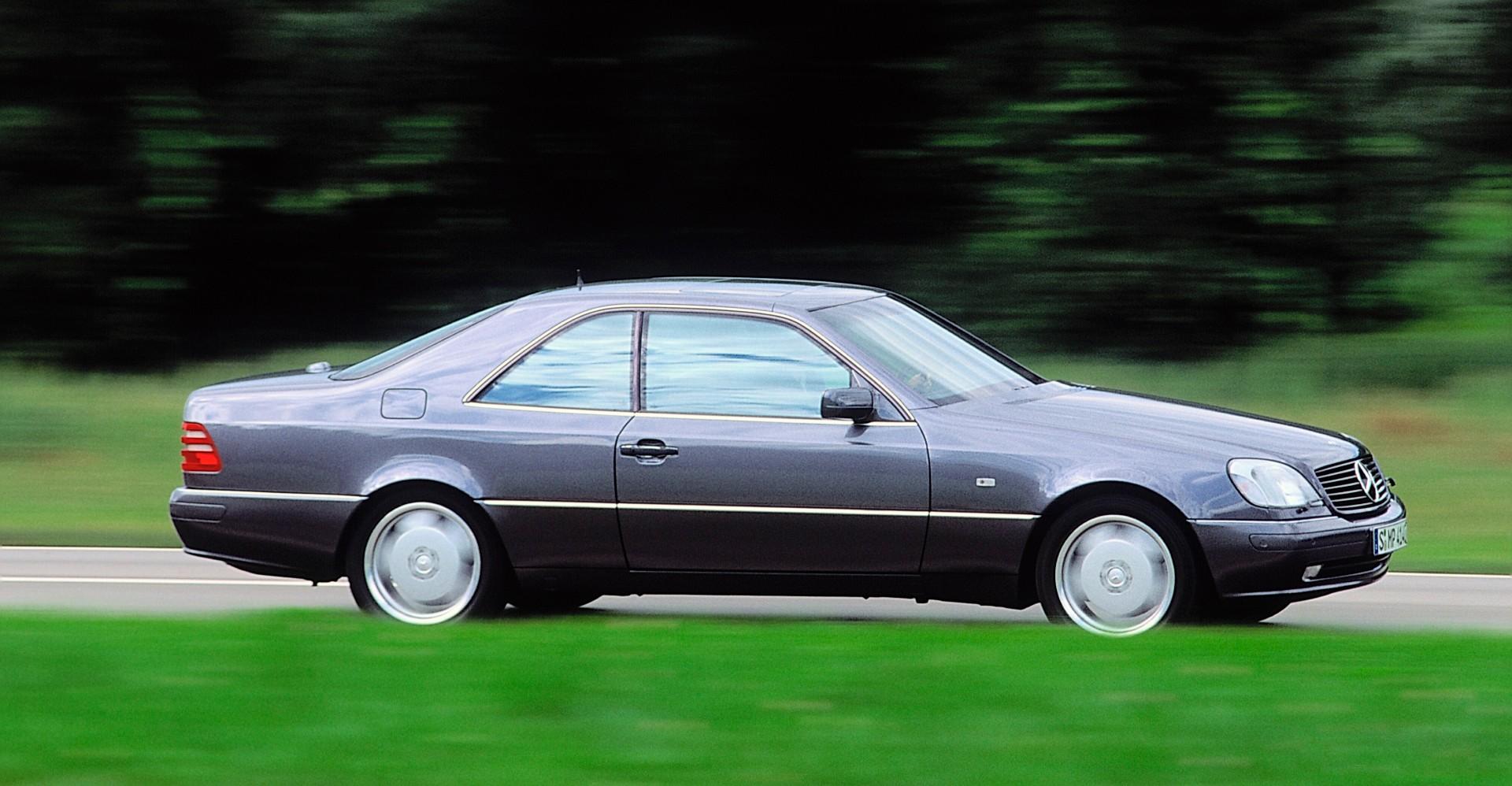Mercedes Benz Cl Coupe C140 Specs Amp Photos 1996 1997