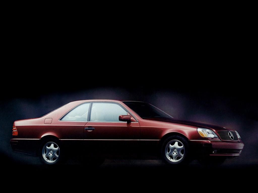 Mercedes Benz Cl Coupe C