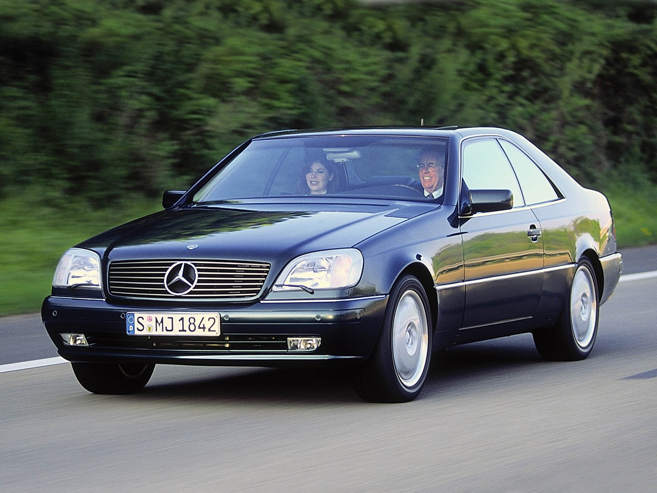 mercedes benz cl coupe c140 specs 1996 1997 1998