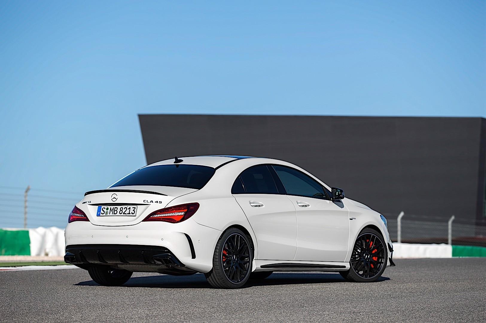 Mercedes AMG CLA 12 Sedan C12 specs & photos   12, 12, 12 ...