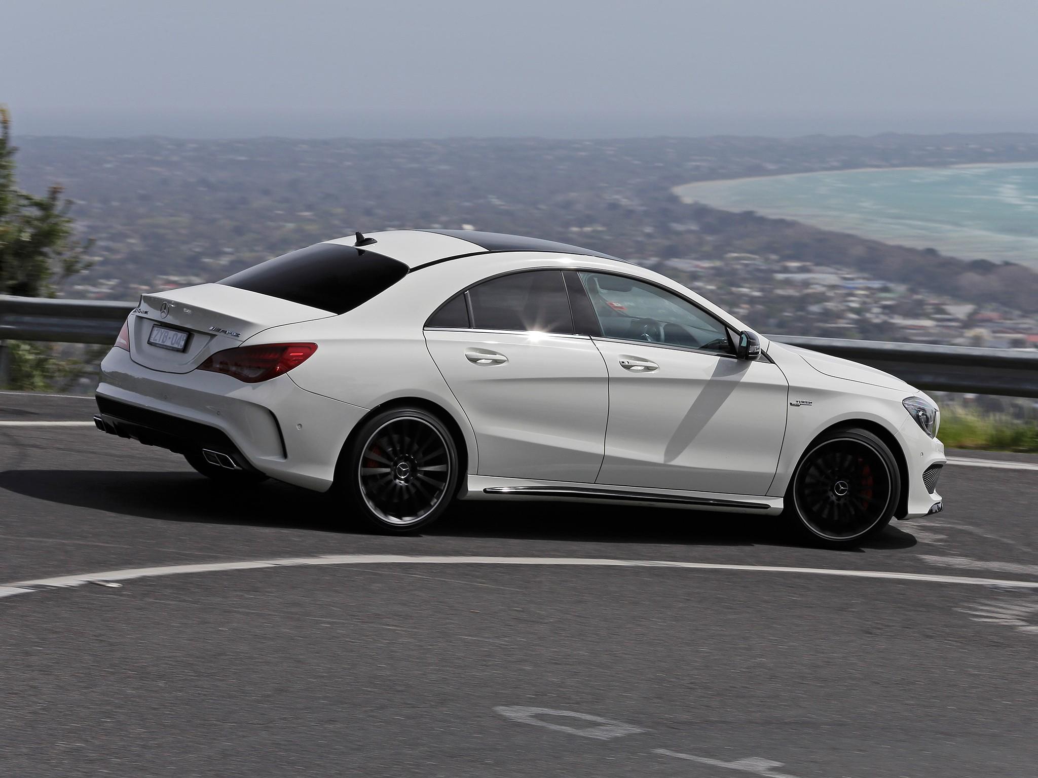Mercedes benz cla 45 amg 2013 2014 2015 2016 for Mercedes benz cla 2015