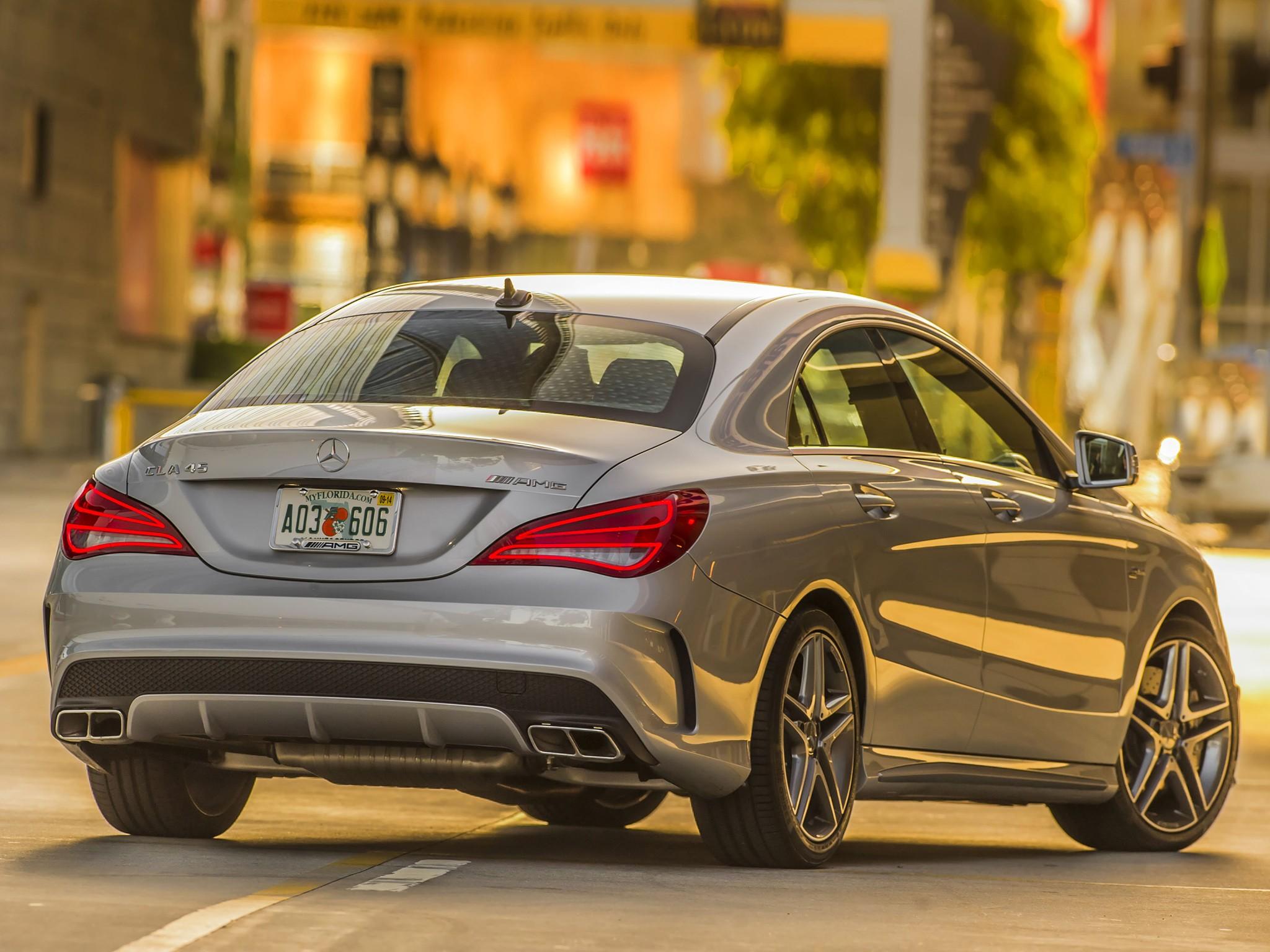 Mercedes benz cla 45 amg 2013 2014 2015 2016 for Mercedes benz us