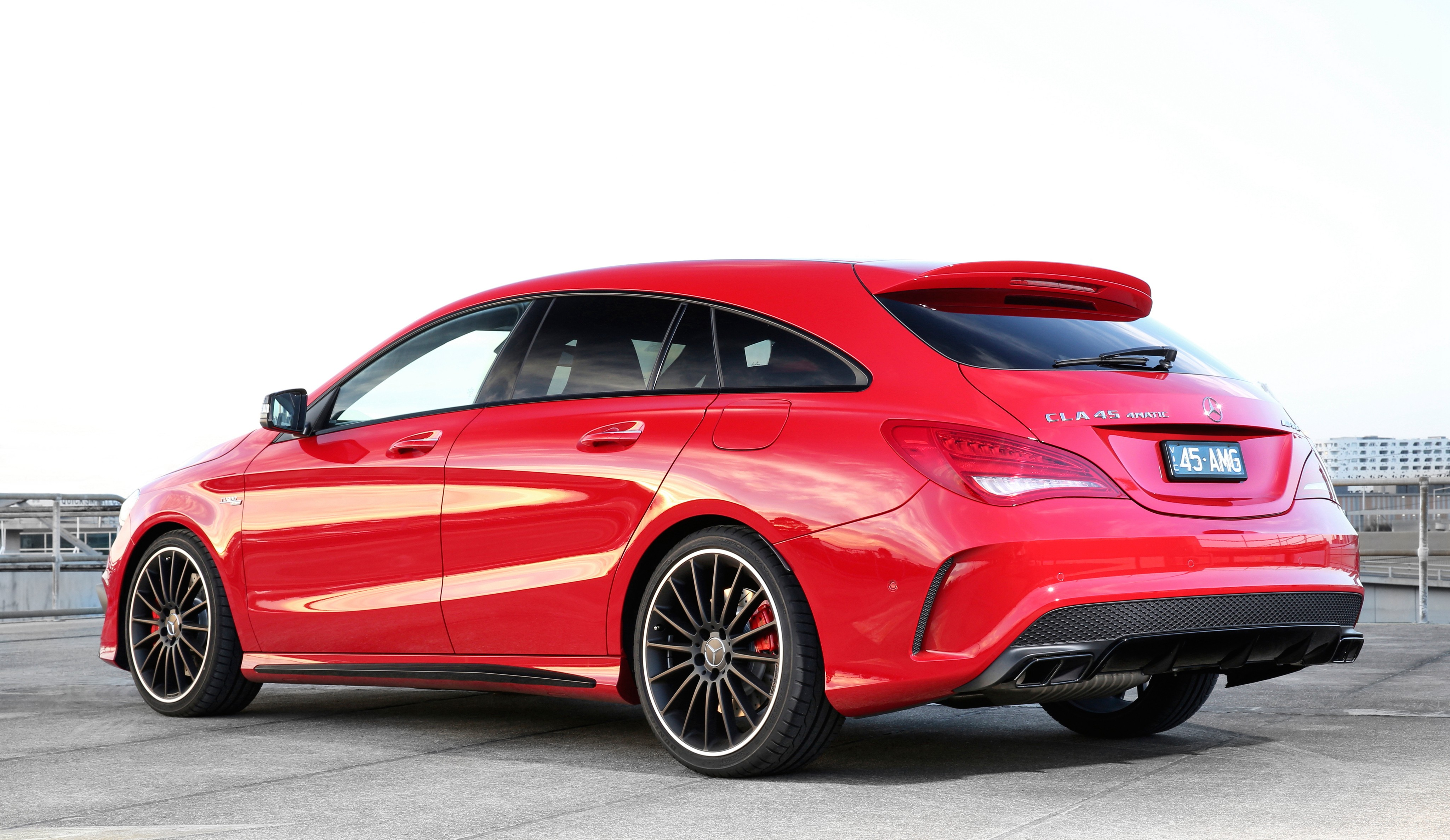 mercedes amg cla 45 shooting brake x117 specs 2015. Black Bedroom Furniture Sets. Home Design Ideas