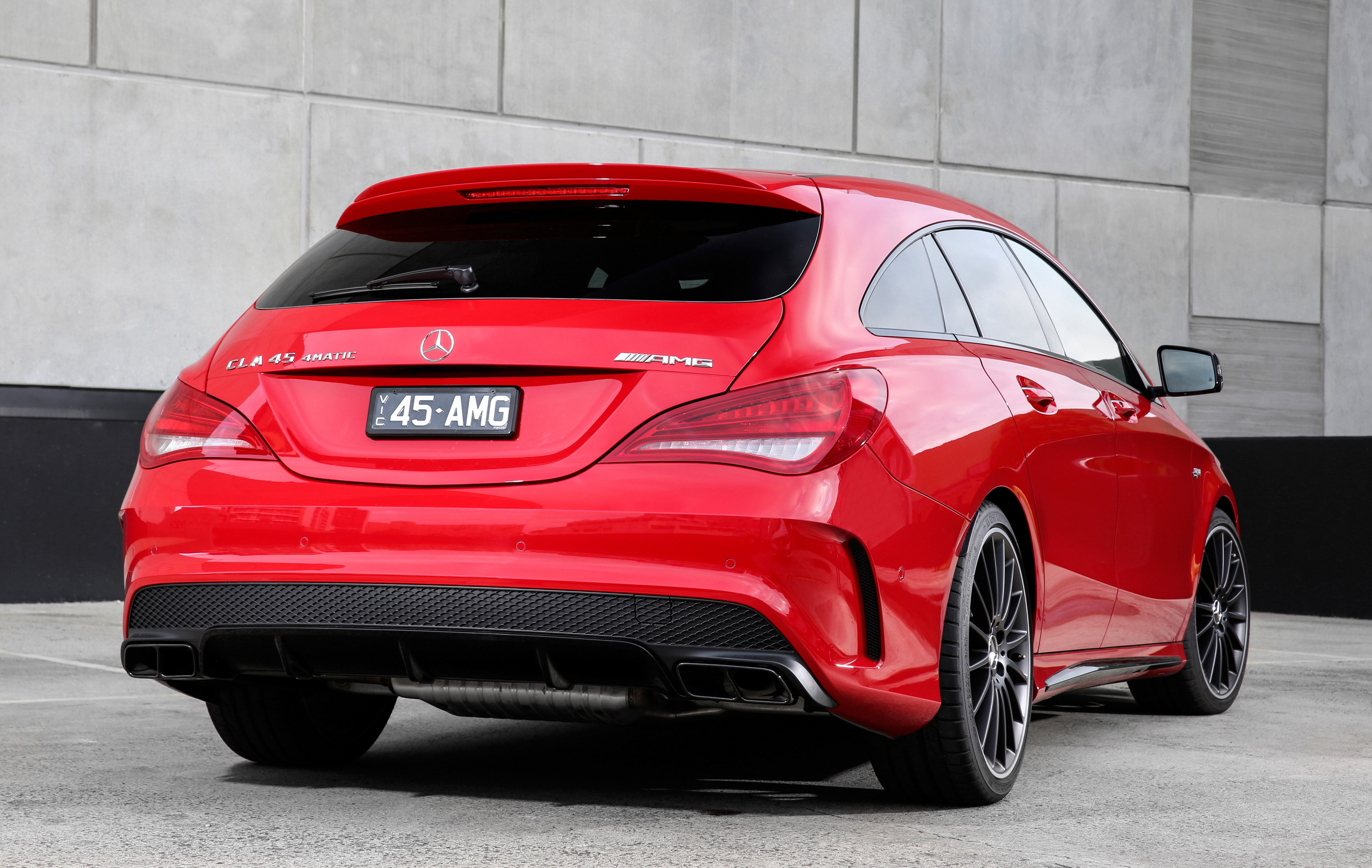 mercedes amg cla 45 shooting brake x117 specs photos 2015 2016 2017 2018 2019. Black Bedroom Furniture Sets. Home Design Ideas