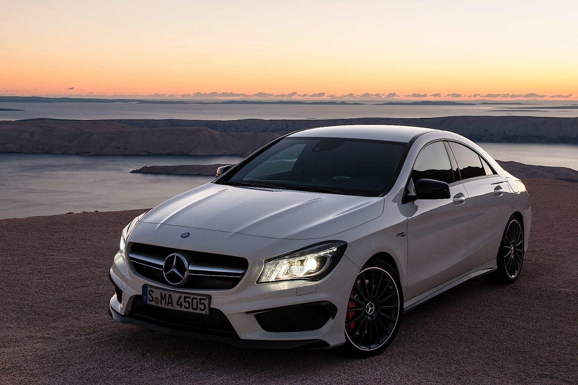 Mercedes benz cla 45 c117 specs 2013 2014 2015 2016 for Mercedes benz cla 2013