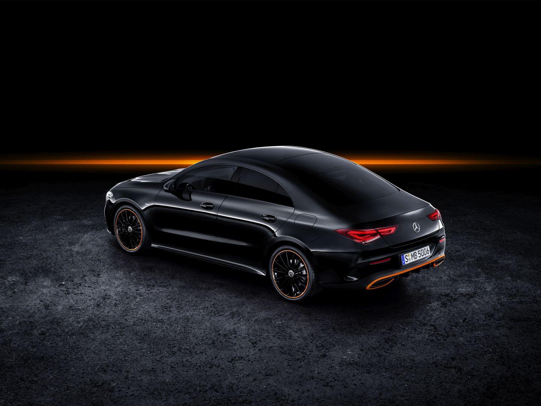 MERCEDES BENZ CLA Coupe (C118) specs & photos - 2019, 2020 ...