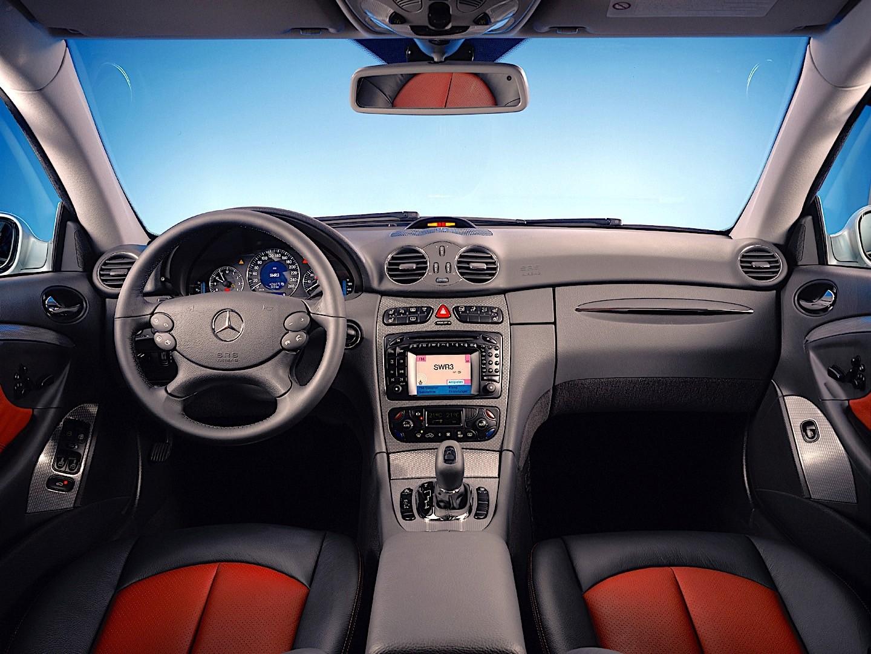 mercedes benz clk c 209 specs photos 2002 2003 2004 2005 rh autoevolution com Standard Manual Transmission mercedes benz clk manual transmission