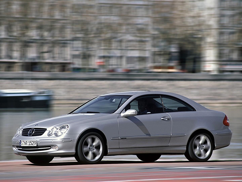Mercedes benz clk c 209 specs 2002 2003 2004 2005 for Mercedes benz clk 2006