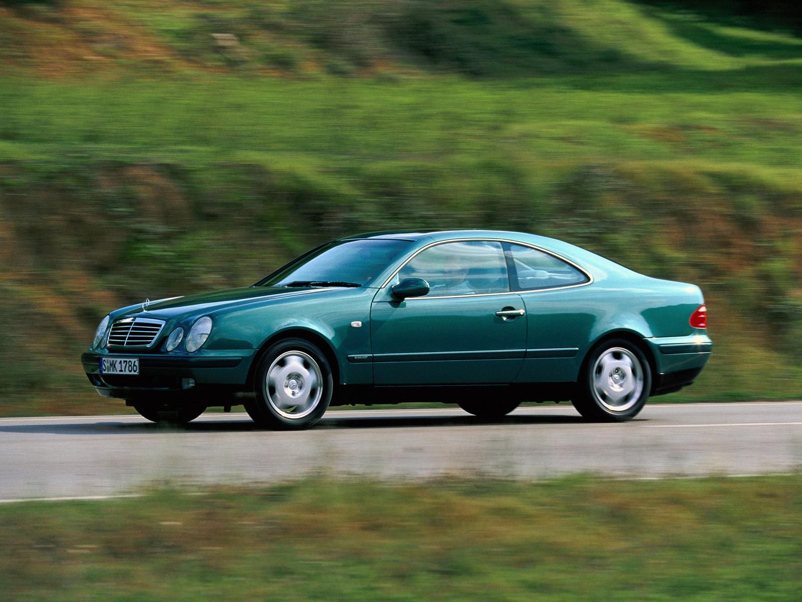 Mercedes benz clk c208 specs 1997 1998 1999 for Mercedes benz clk 1999