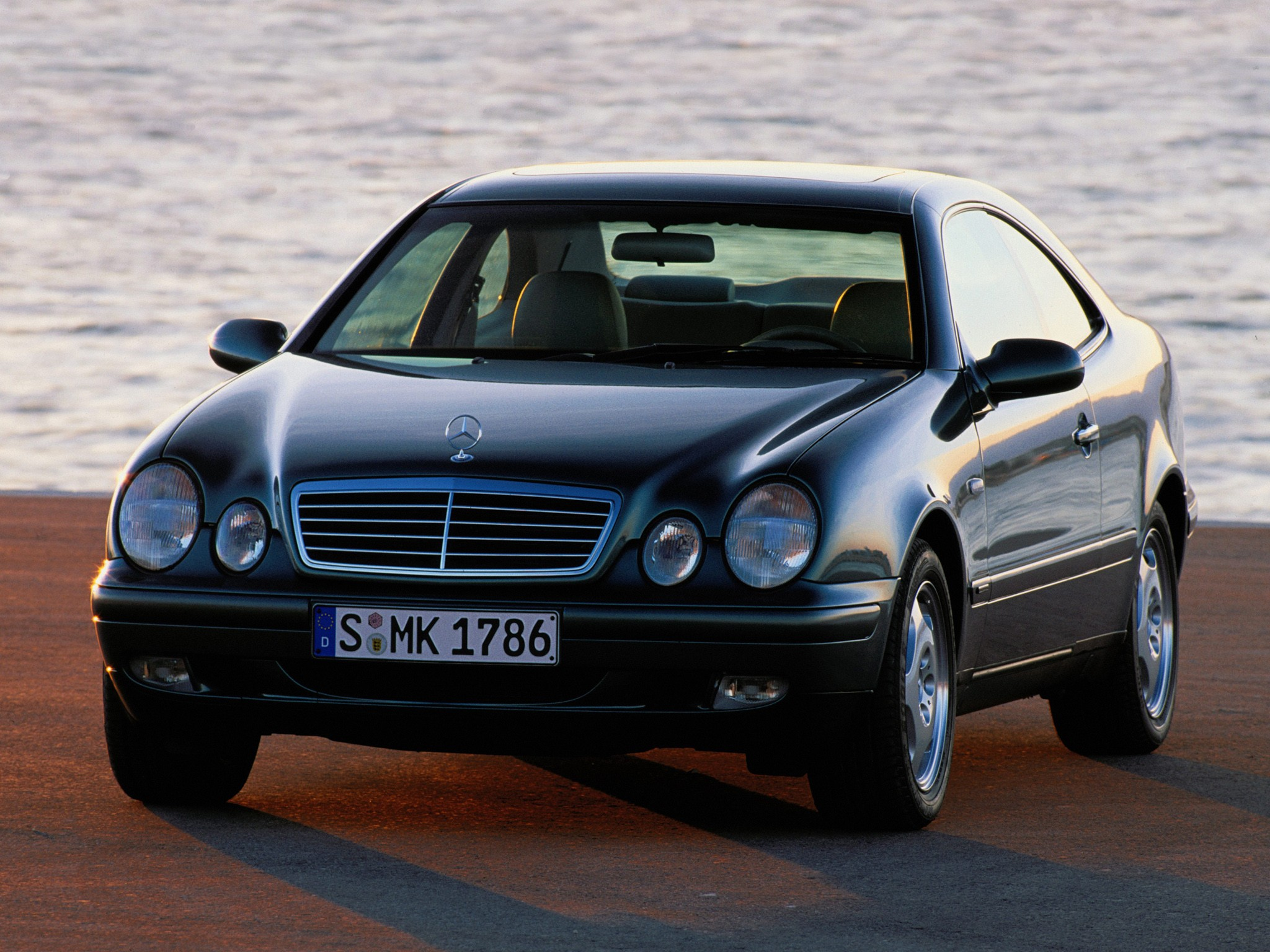 Mercedes benz clk c208 specs 1997 1998 1999 for Mercedes benz clk