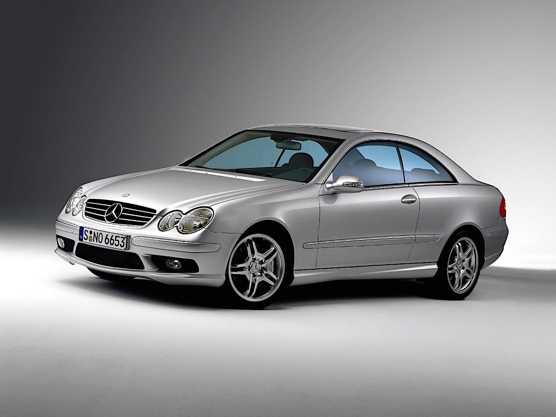 Mercedes Clk  Specs