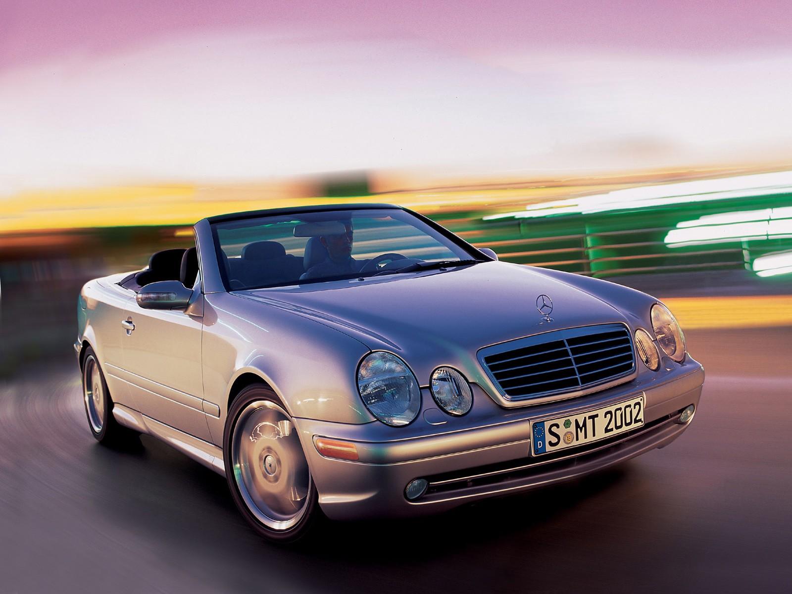 mercedes benz clk 55 amg cabrio a208 specs 1999 2000 2001 2002 2003 autoevolution. Black Bedroom Furniture Sets. Home Design Ideas