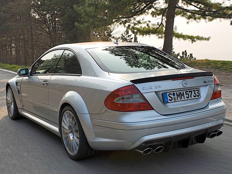 Mercedes Benz Clk  Horsepower