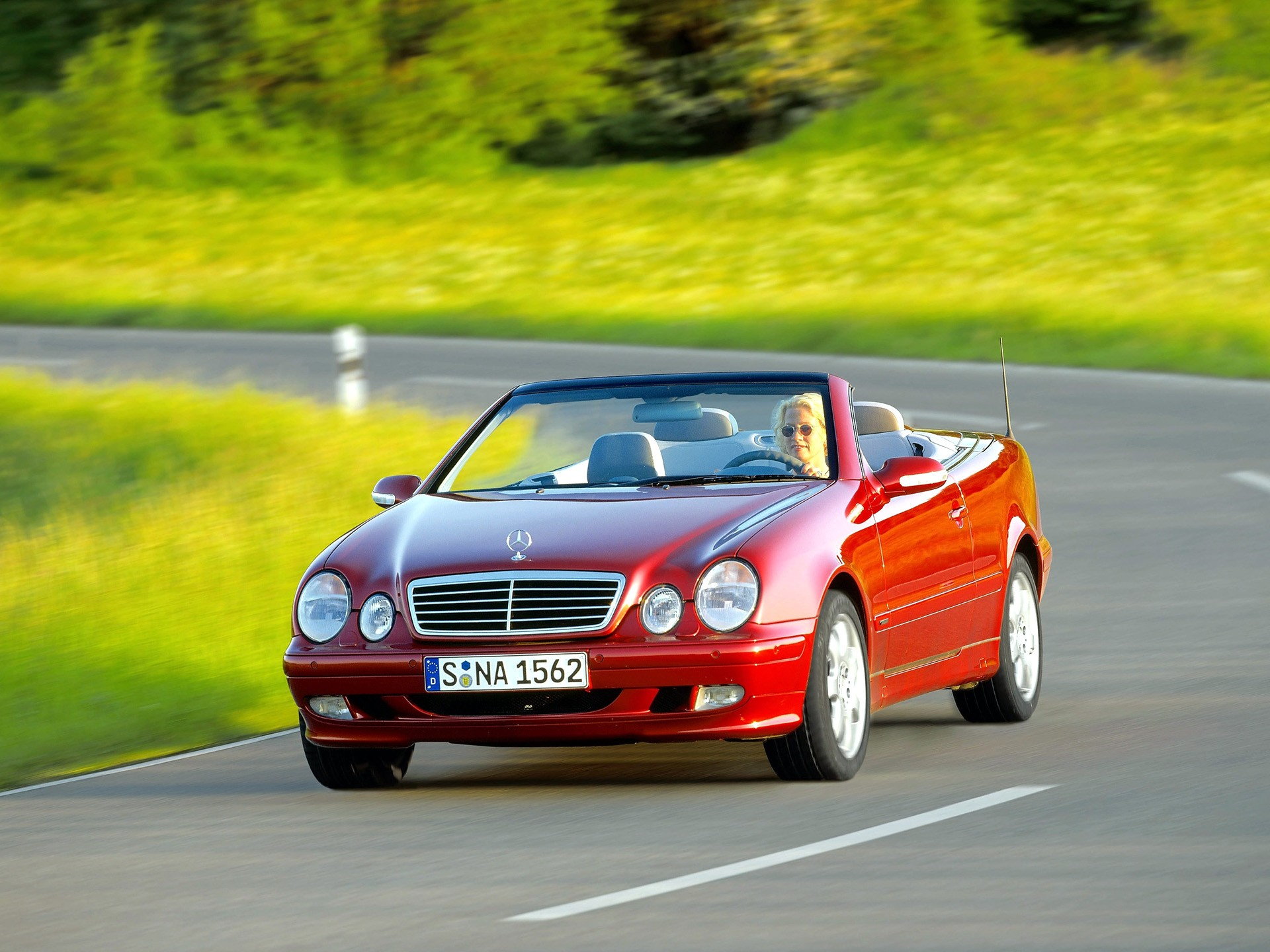 Mercedes Benz Clk Cabrio A208 Specs Amp Photos 1998